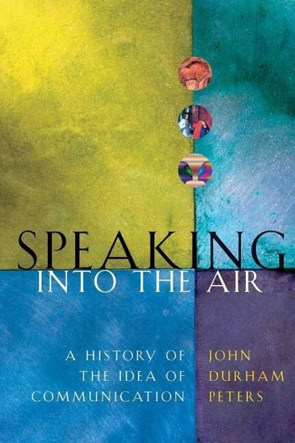 Speaking into the Air als Buch