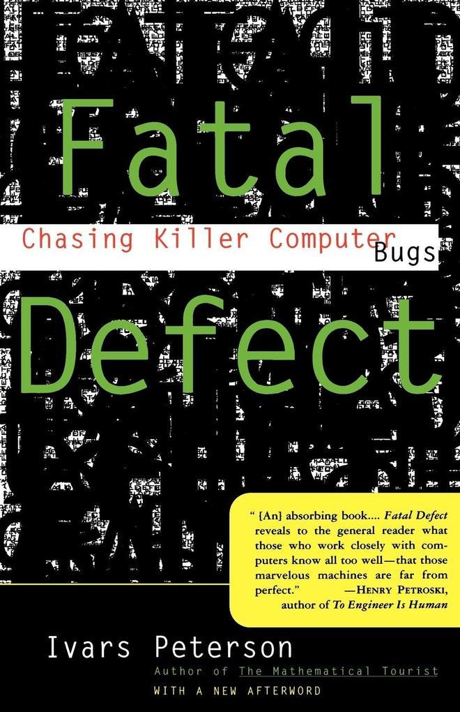 Fatal Defect als Taschenbuch