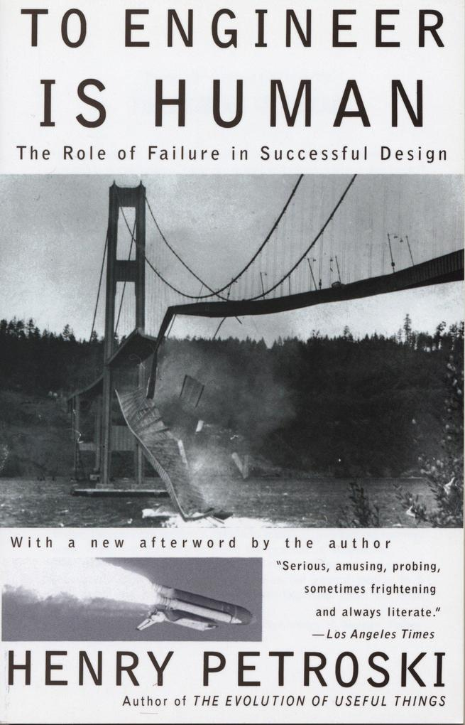 To Engineer is Human: The Role of Failure in Successful Design als Taschenbuch