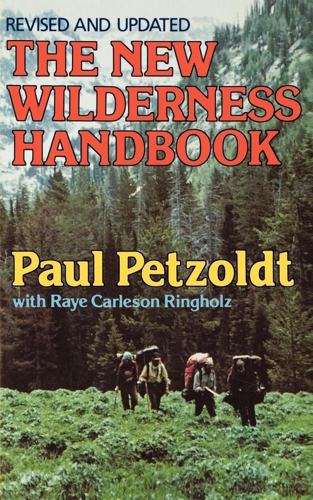 The New Wilderness Handbook als Taschenbuch