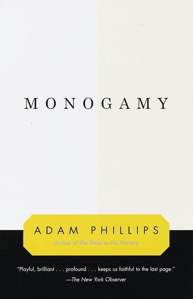 Monogamy als Taschenbuch