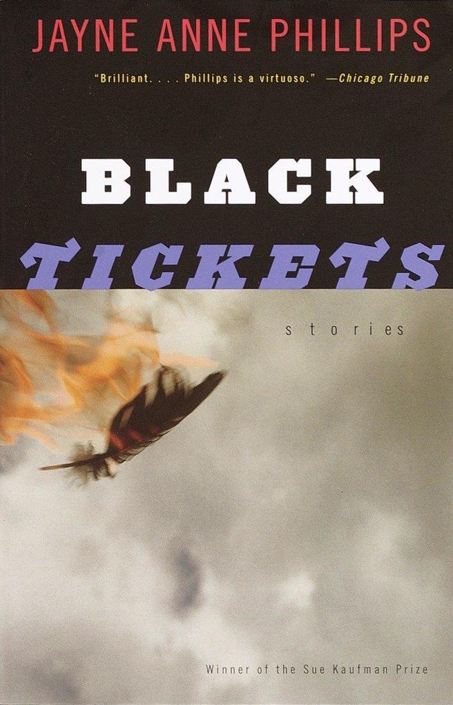 Black Tickets: Stories als Taschenbuch