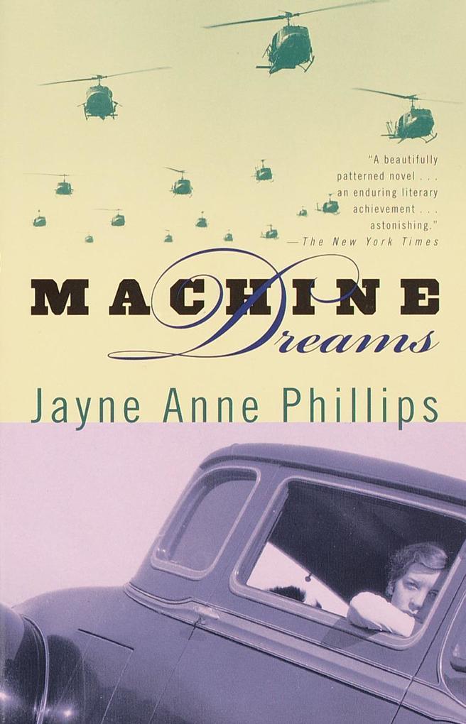 Machine Dreams als Taschenbuch