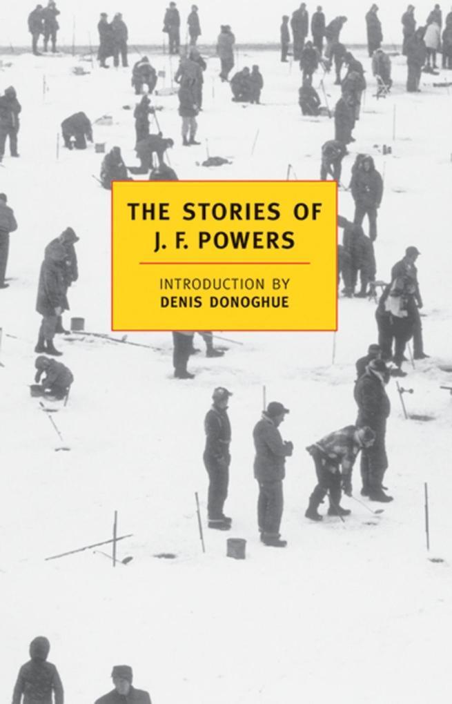 The Stories of J.F. Powers als eBook epub