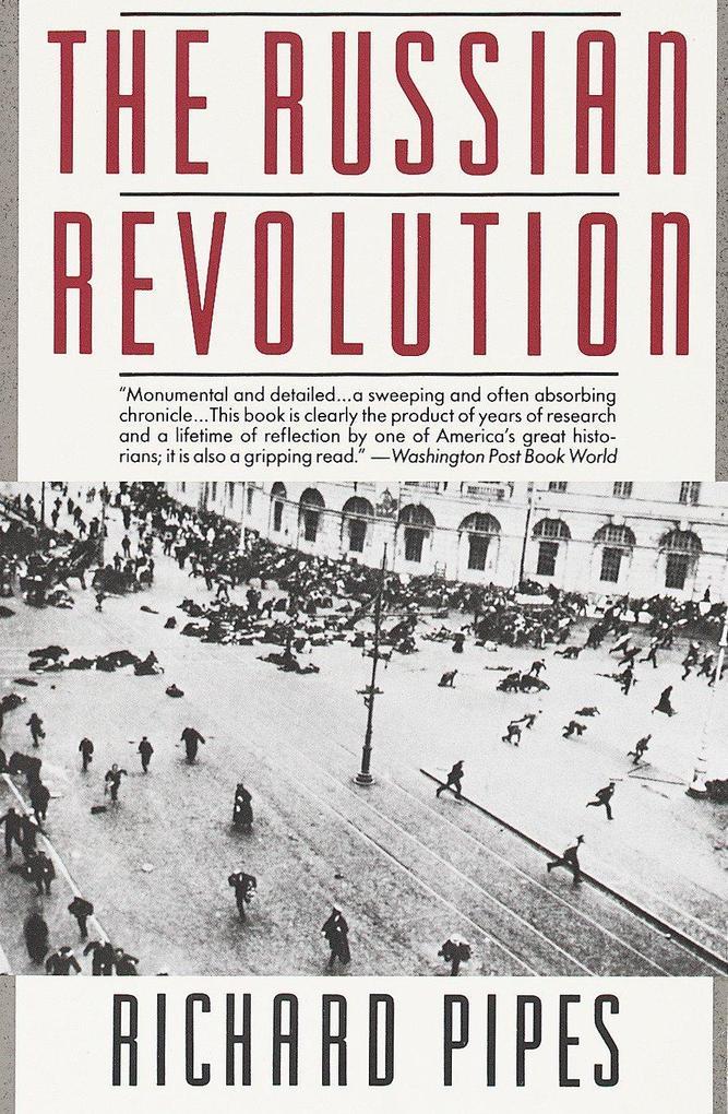 The Russian Revolution als Taschenbuch