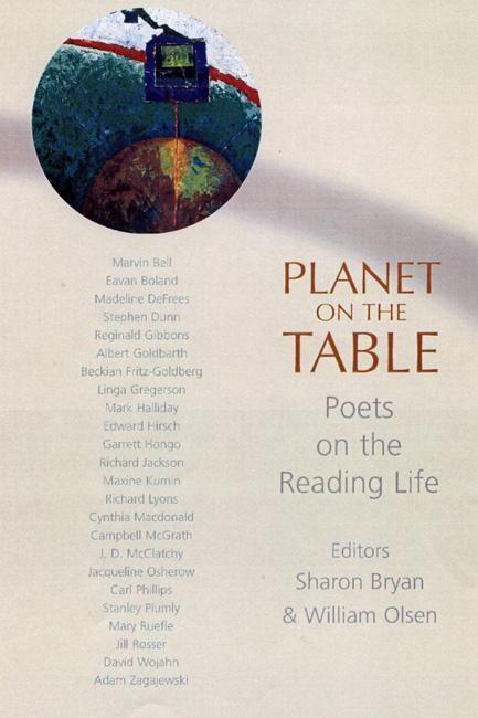 Planet on the Table: Poets on the Reading Life als Taschenbuch