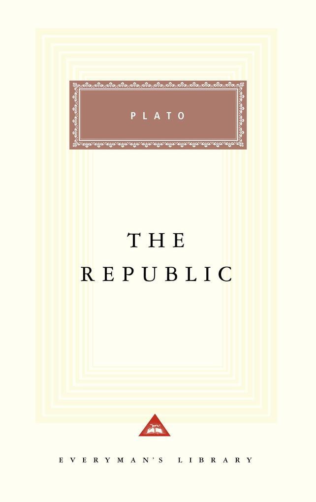 The Republic als Buch
