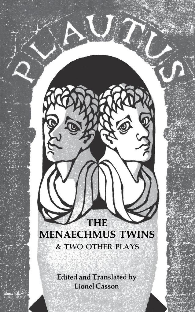 Menaechmus Twins and Two Other Plays als Taschenbuch
