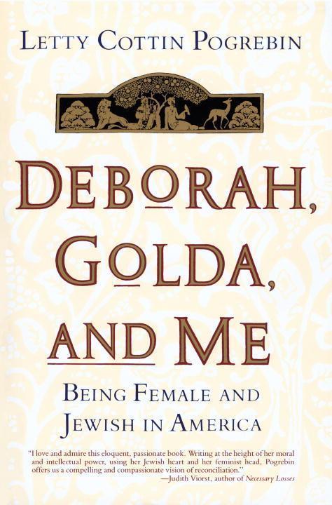 Deborah, Golda, and Me als Taschenbuch