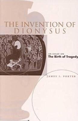 The Invention of Dionysus als Taschenbuch