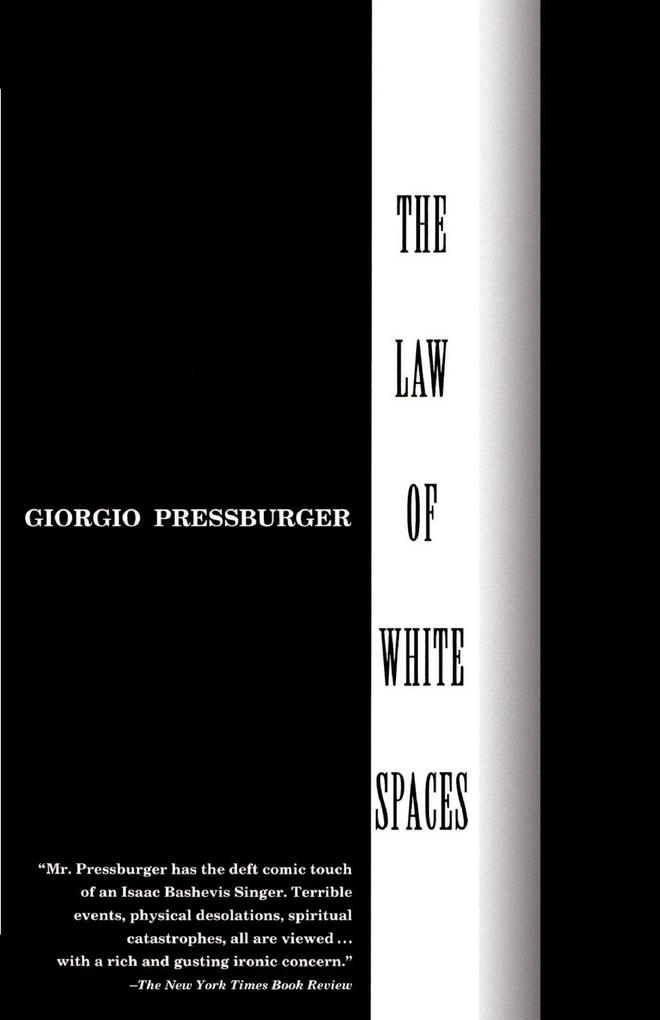 The Law of White Spaces als Taschenbuch