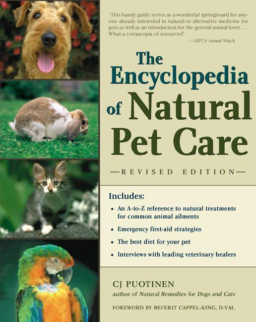 The Encyclopedia of Natural Pet Care als Taschenbuch