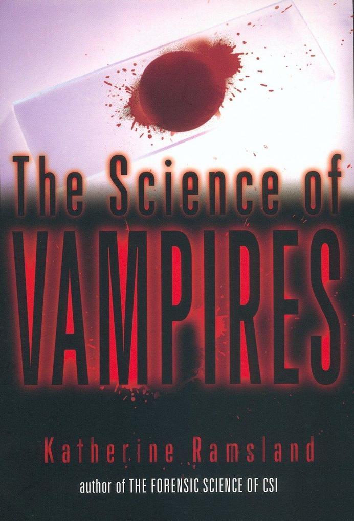 The Science of Vampires als Taschenbuch