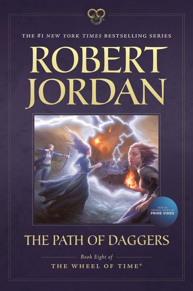 The Path of Daggers: Book Eight of 'the Wheel of Time' als Taschenbuch