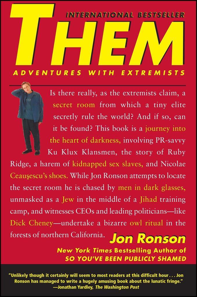 Them: Adventures with Extremists als Taschenbuch