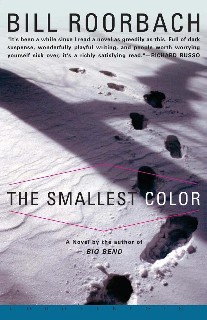 The Smallest Color als Taschenbuch