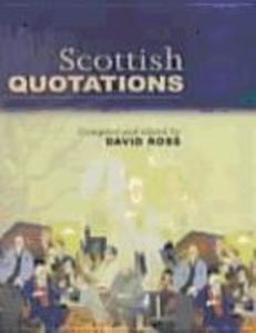 Scottish Quotations als Buch