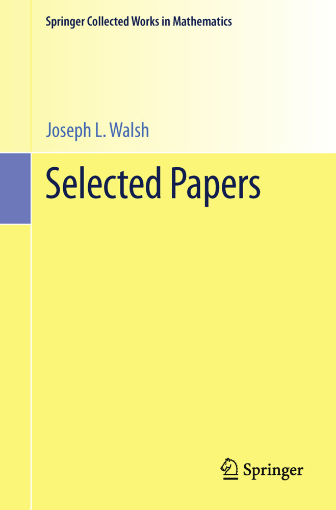 Selected Papers als Buch