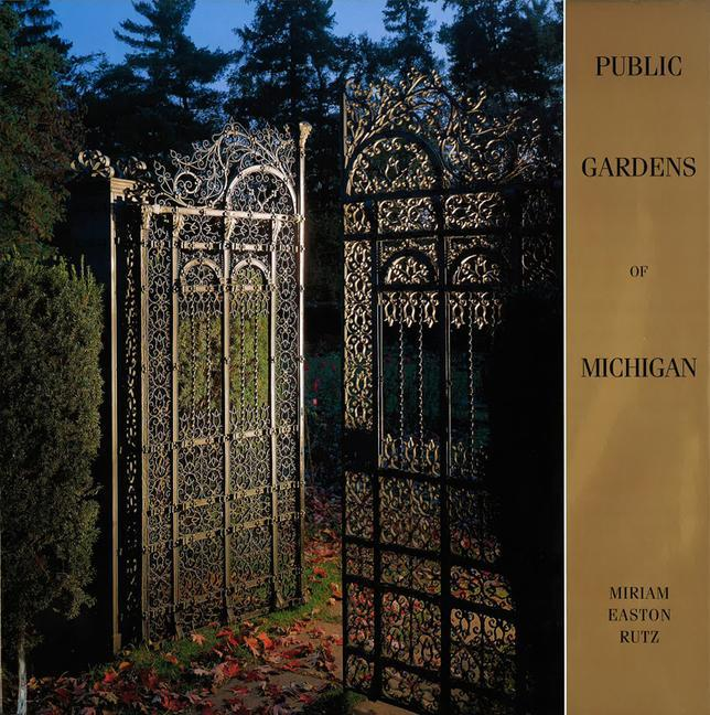 Public Gardens of Michigan als Buch