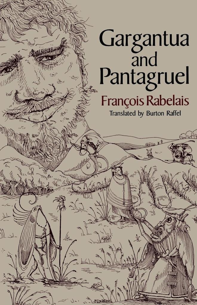 Gargantua and Pantagruel als Buch