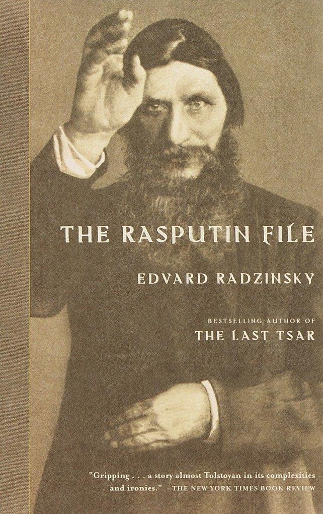 The Rasputin File als Taschenbuch