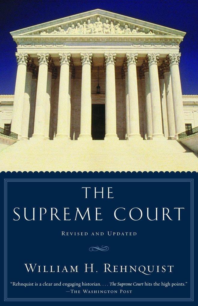 The Supreme Court als Taschenbuch