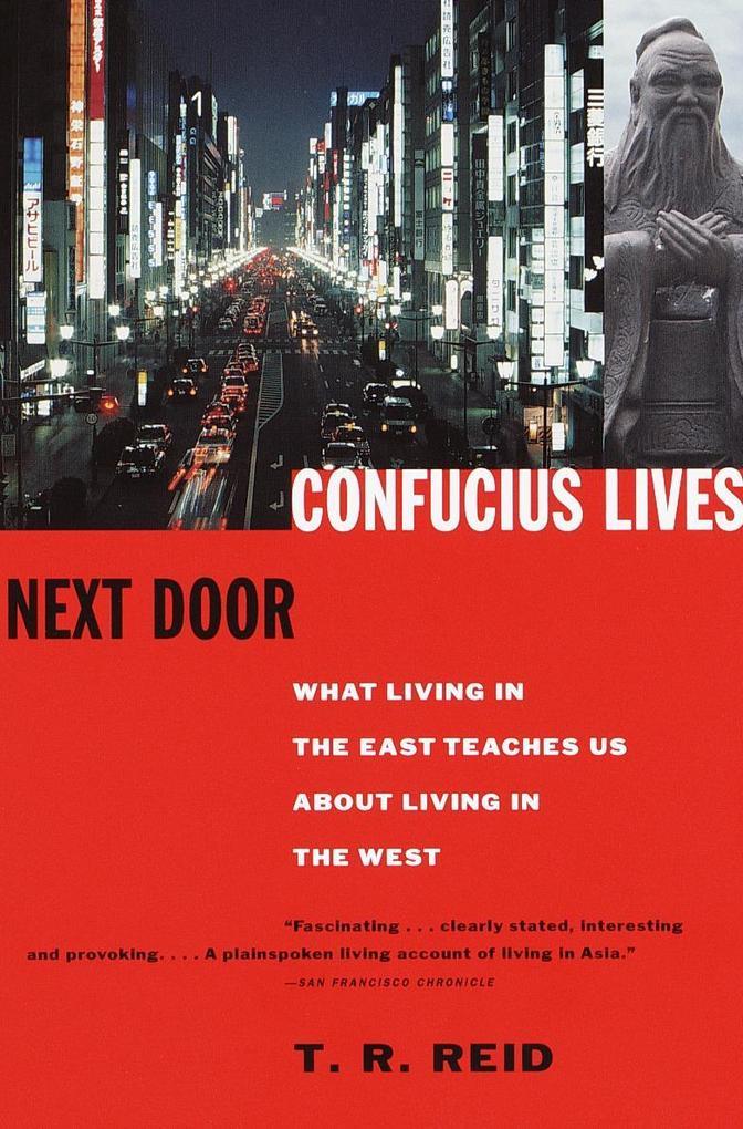 Confucius Lives Next Door als Buch