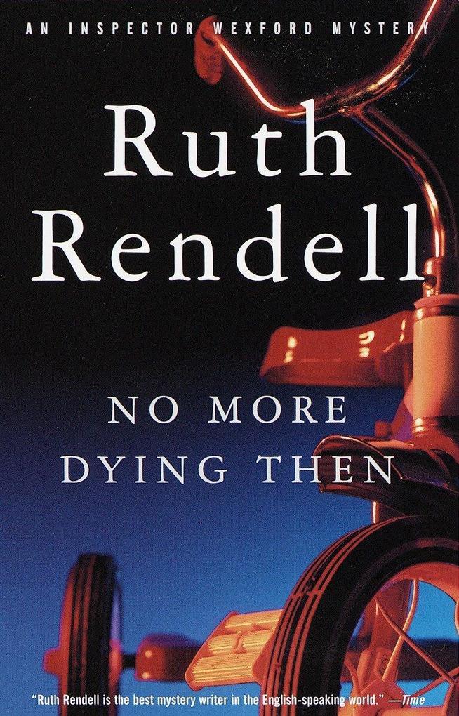 No More Dying Then als Taschenbuch