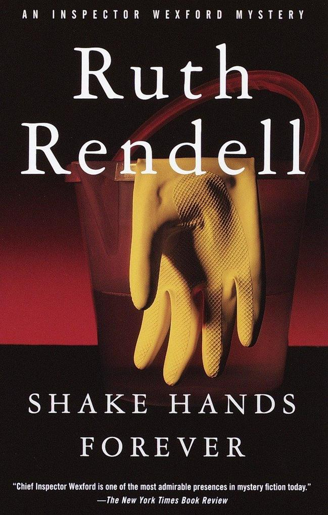 Shake Hands Forever als Taschenbuch