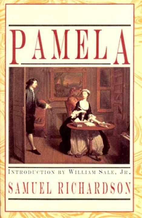Pamela als Taschenbuch