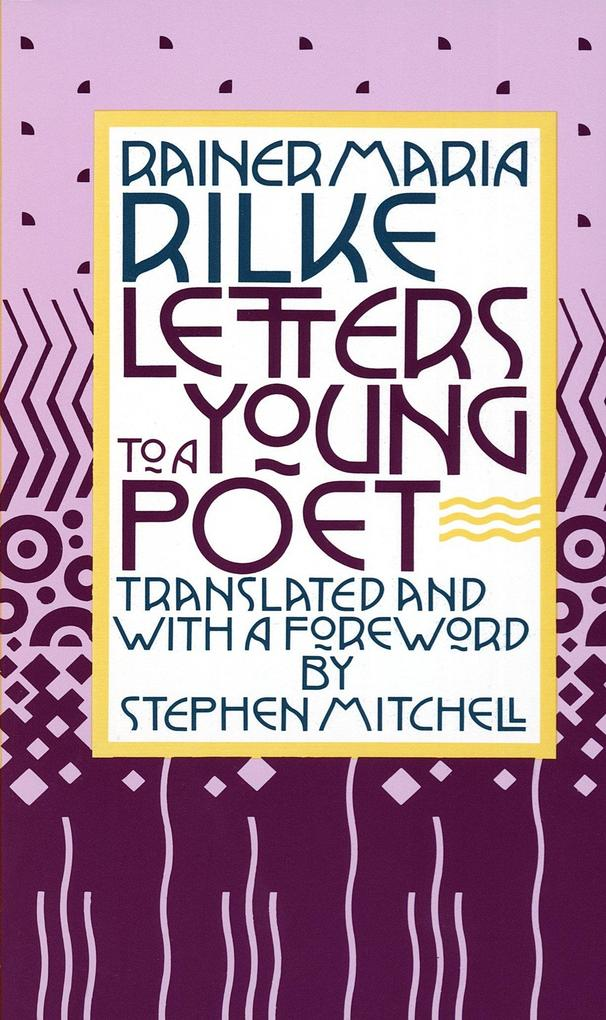 Letters to a Young Poet als Taschenbuch