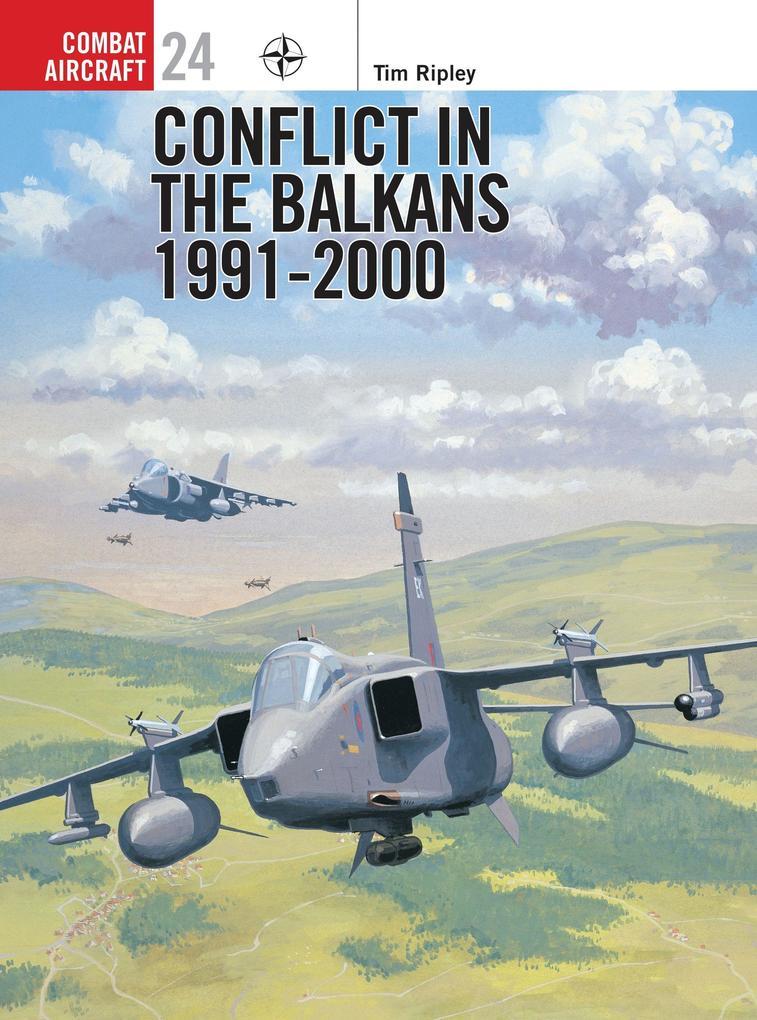 Conflict in the Balkans als Taschenbuch