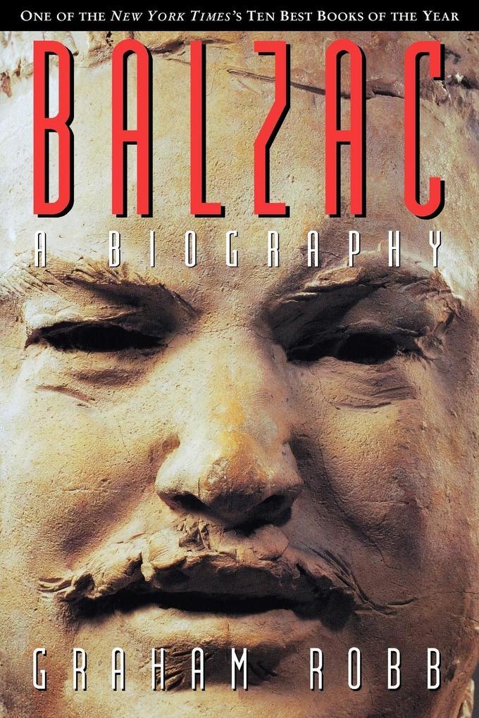 Balzac: A Life als Taschenbuch
