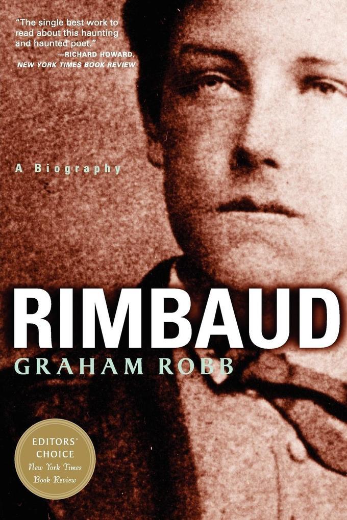 Rimbaud als Taschenbuch