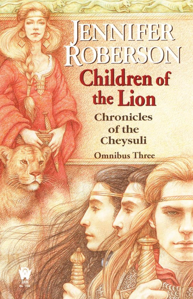 CHILDREN OF THE LION als Taschenbuch