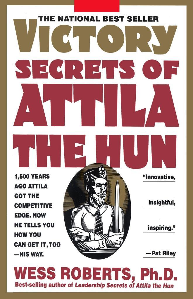 Victory Secrets of Attila the Hun als Taschenbuch