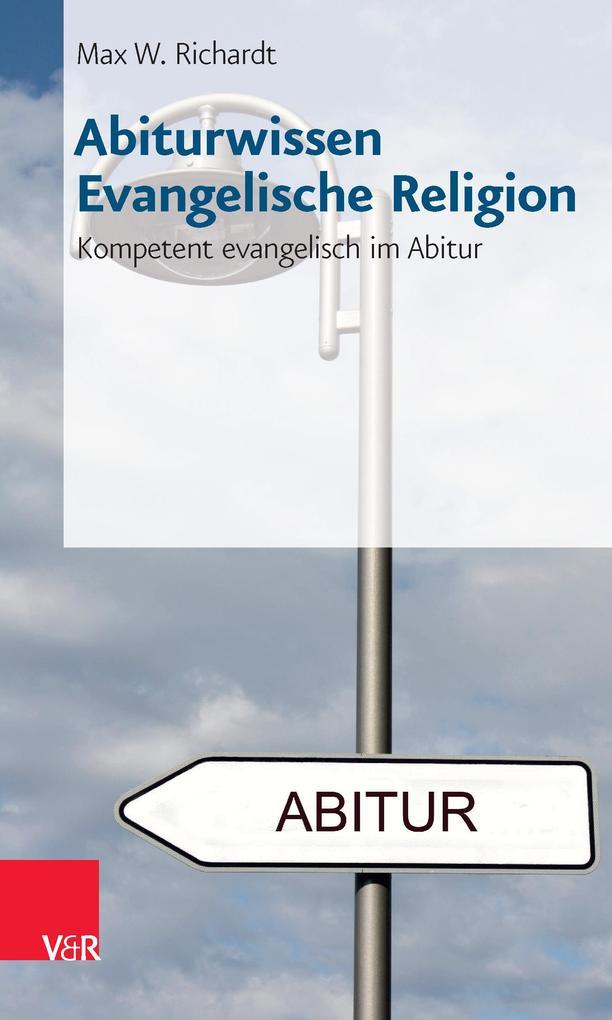 Abiturwissen Evangelische Religion als Buch