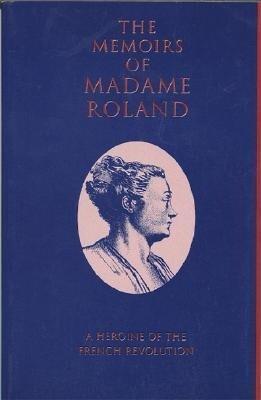 Memiors of Madame Roland als Taschenbuch