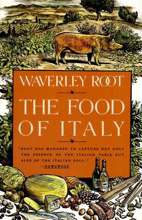The Food of Italy als Taschenbuch