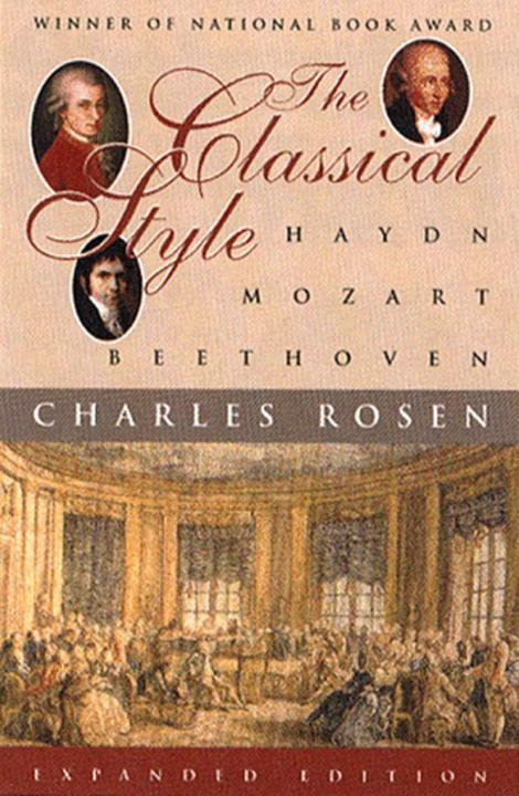 The Classical Style: Haydn, Mozart, Beethoven als Taschenbuch