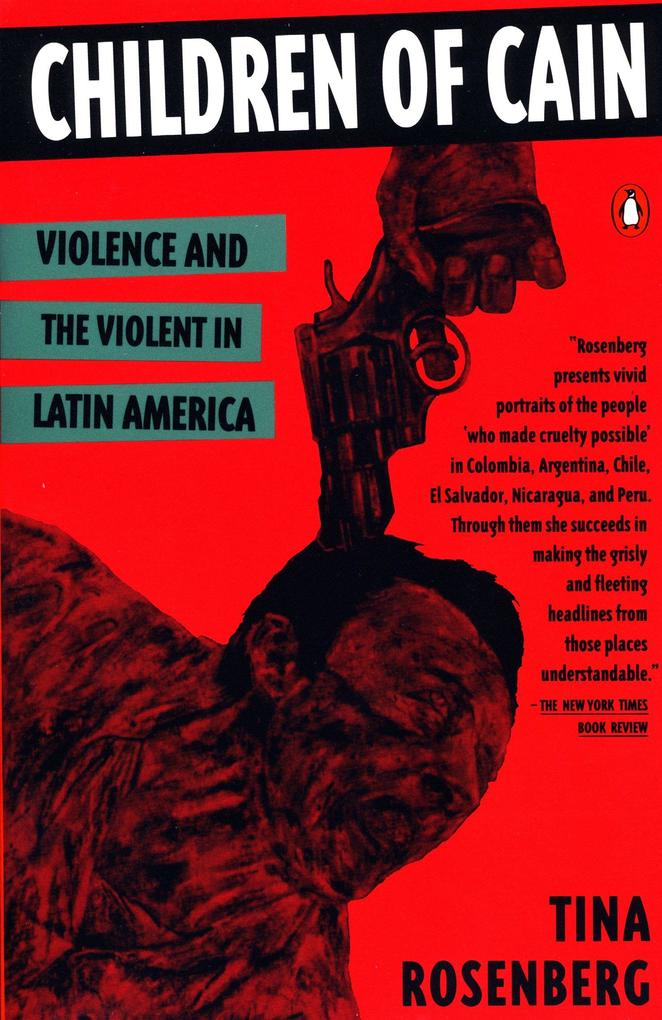 Children of Cain: Violence and the Violent in Latin America als Taschenbuch