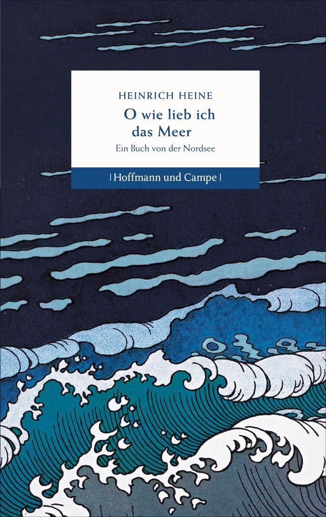 O wie lieb ich das Meer als eBook