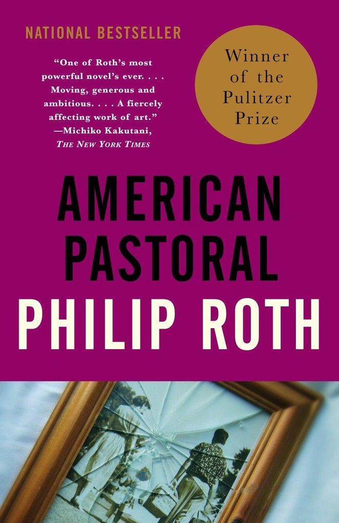 American Pastoral als Taschenbuch