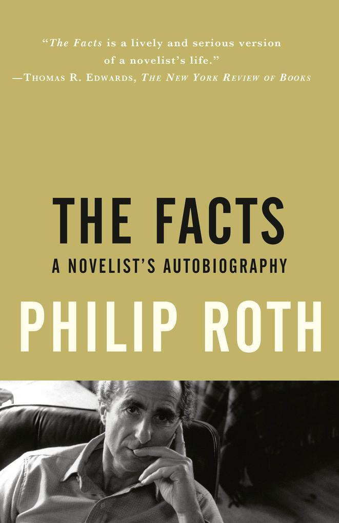 The Facts: A Novelist's Autobiography als Taschenbuch
