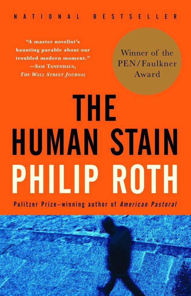 The Human Stain als Taschenbuch