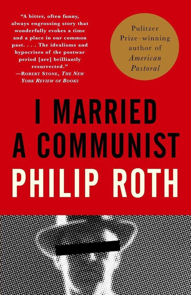 I Married a Communist als Taschenbuch