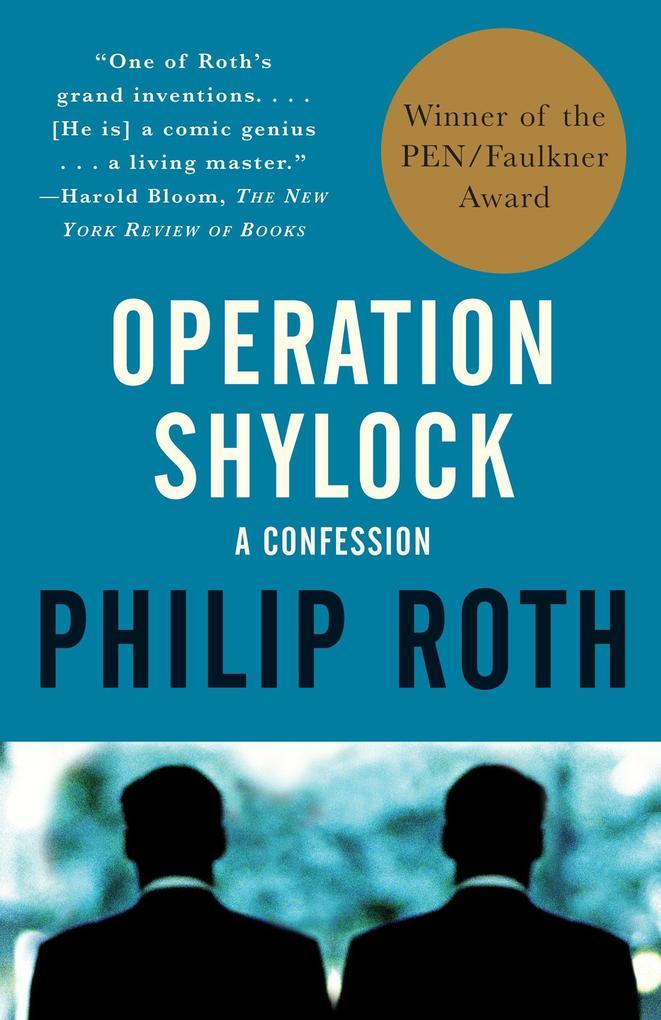 Operation Shylock als Taschenbuch