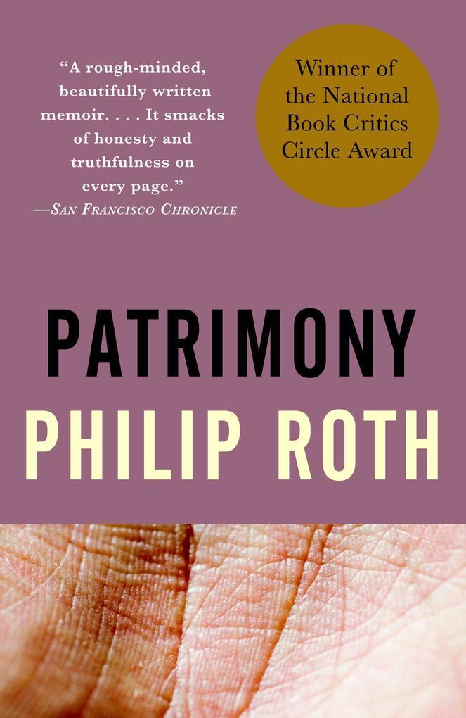 Patrimony: A True Story als Taschenbuch