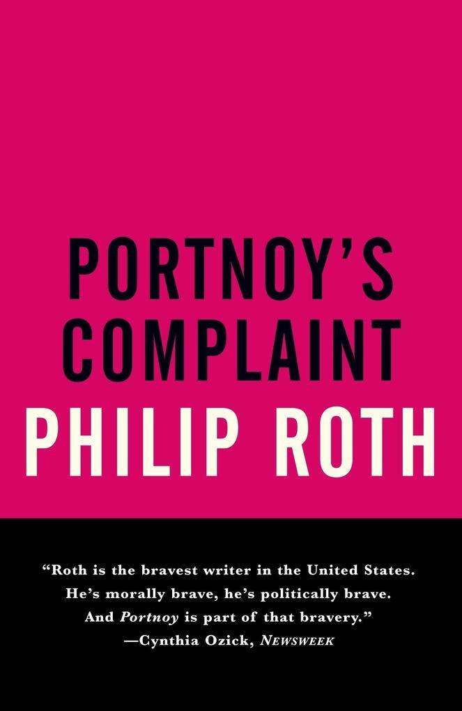 Portnoy's Complaint als Buch