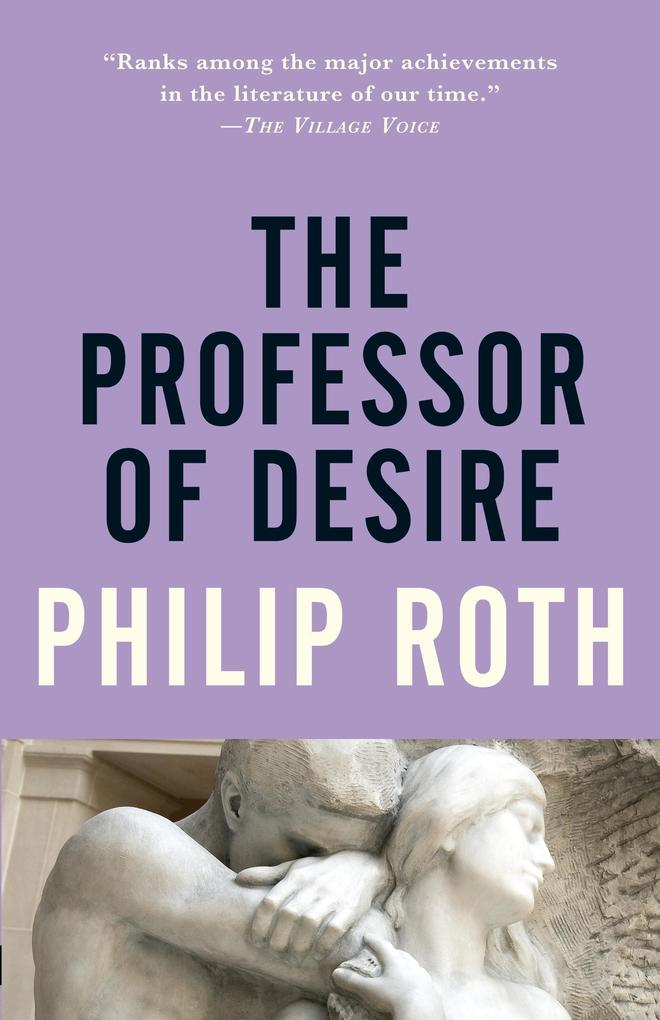 The Professor of Desire als Taschenbuch